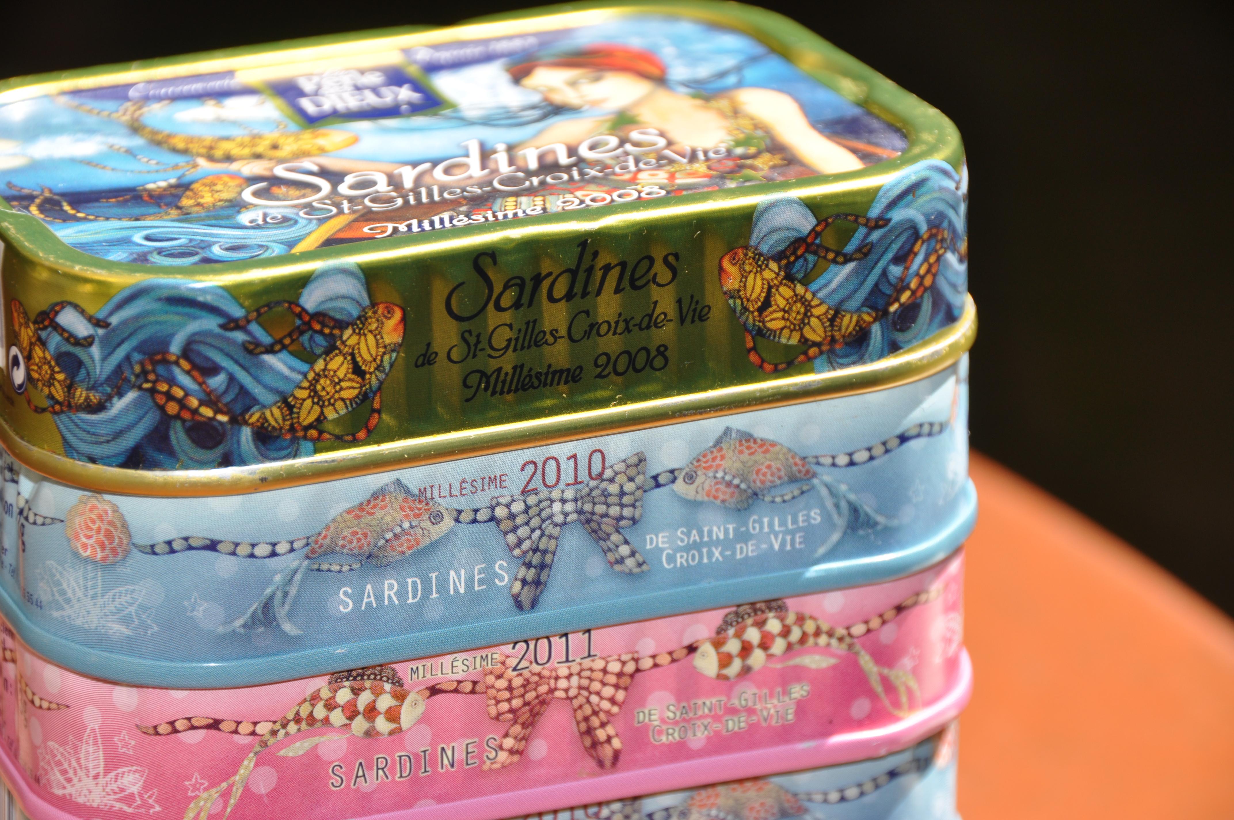 ah les fameuses sardines mill sim es st phane d cotterd. Black Bedroom Furniture Sets. Home Design Ideas