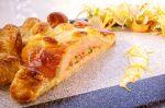 Le filet de saumon en croûte