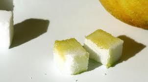 sucres frottés aux zestes