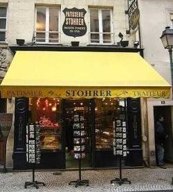 La Pâtisserie Stohrer de nos jours