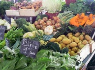 légumes de saison