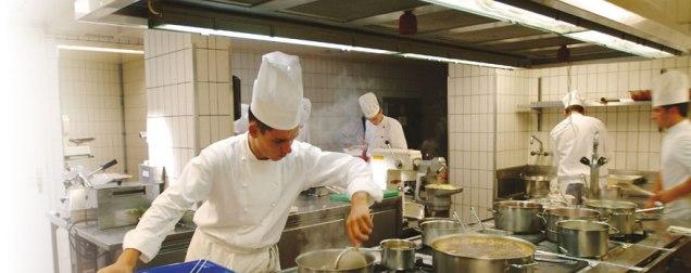 Cuisines Pont de Brent