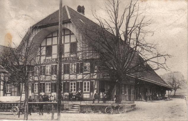 Gasthof Keuz à Wohlen