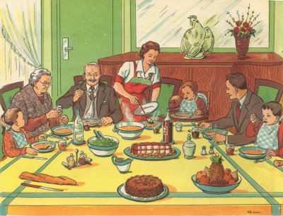 Smartphones et photos de plats au restaurant qu en pensez for Repas avec des amis