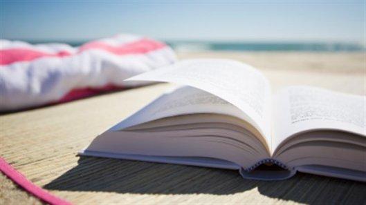 Livre de plage