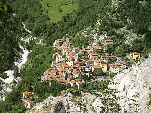Le Village de Colonnata