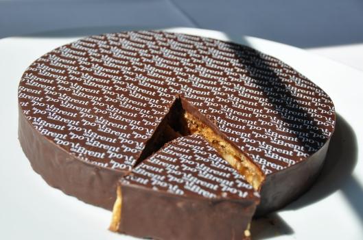 Le gâteau Bullois version Pont de Brent