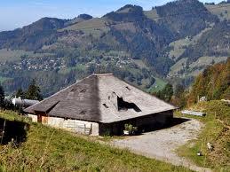 Chalet d'Alpage en Gruyère