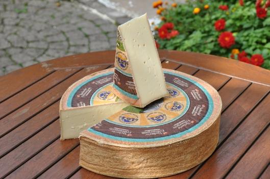 Vacherin Fribourgeois d'Alpage AOP