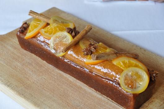 Un pain d'épices ultra-simple