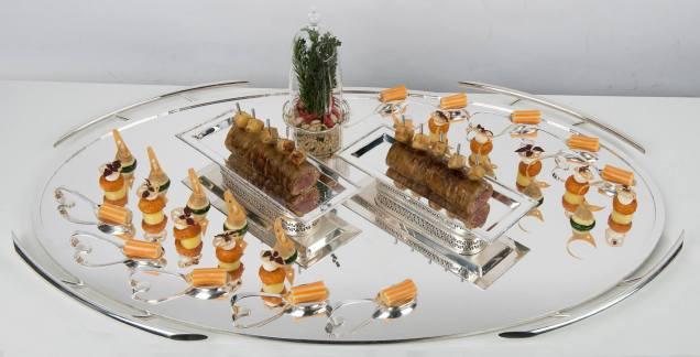 Élodie SCHENK meat plate 1© Photos Académie du Bocuse d'Or Suisse
