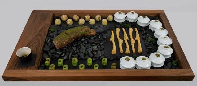 Thierry BOILLAT meat plate© Photos Académie du Bocuse d'Or Suisse