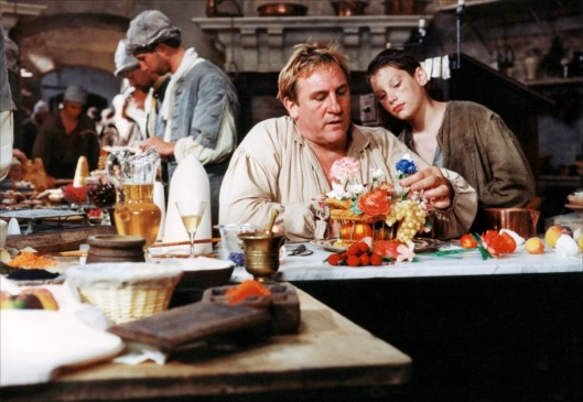 Vatel interprété par Gérard Depardieu