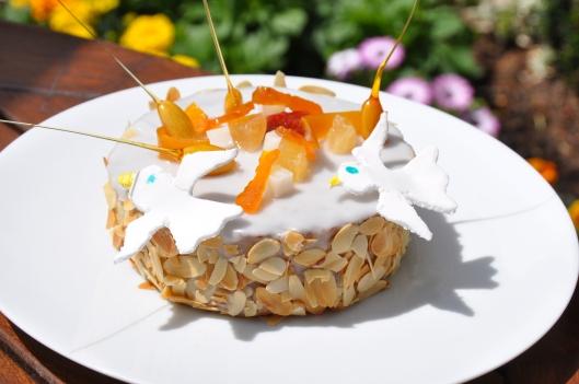 gâteau porte-bonheur