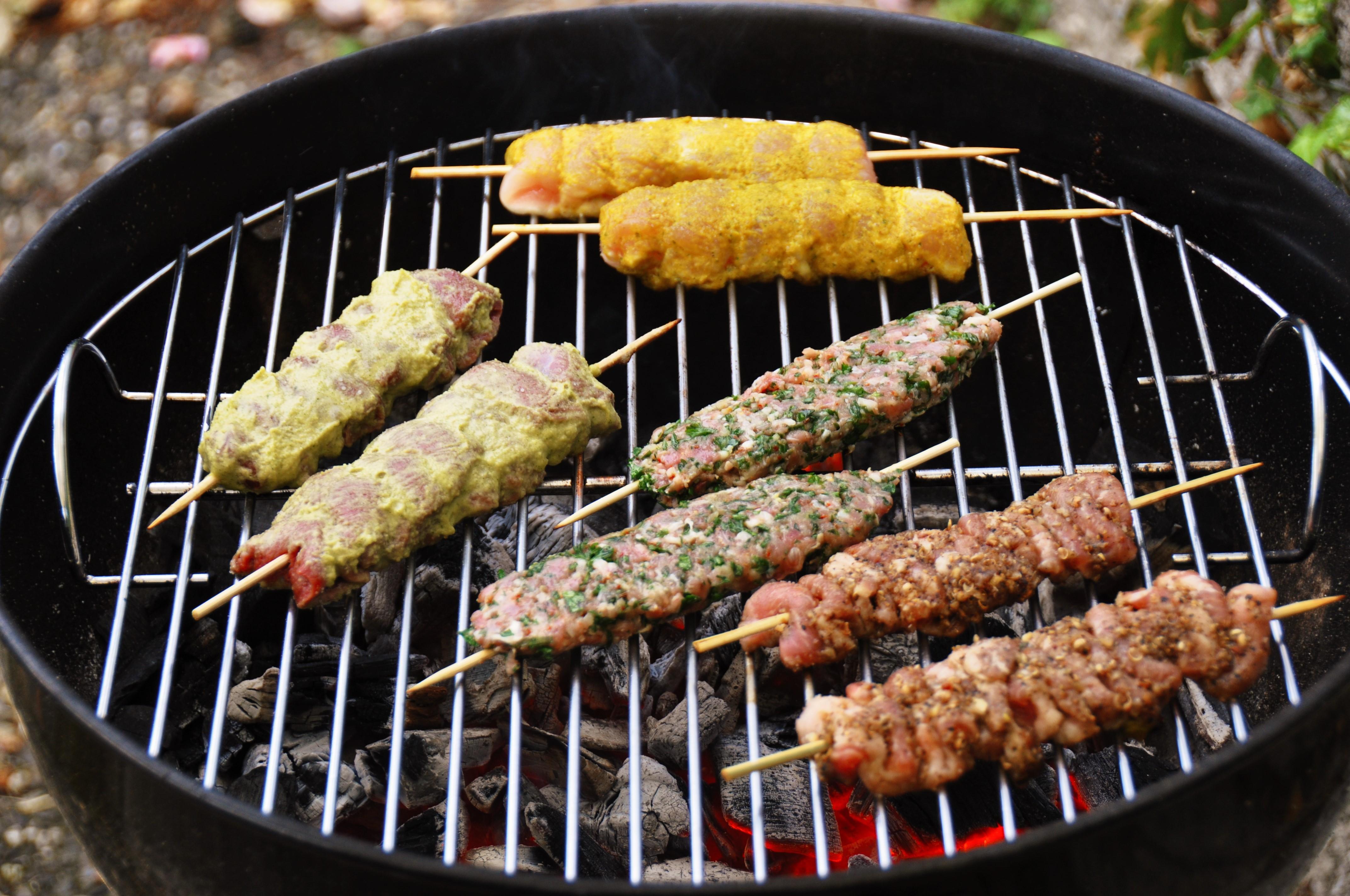 Un barbecue pour la coupe du monde de foot st phane for Marinade pour viande barbecue