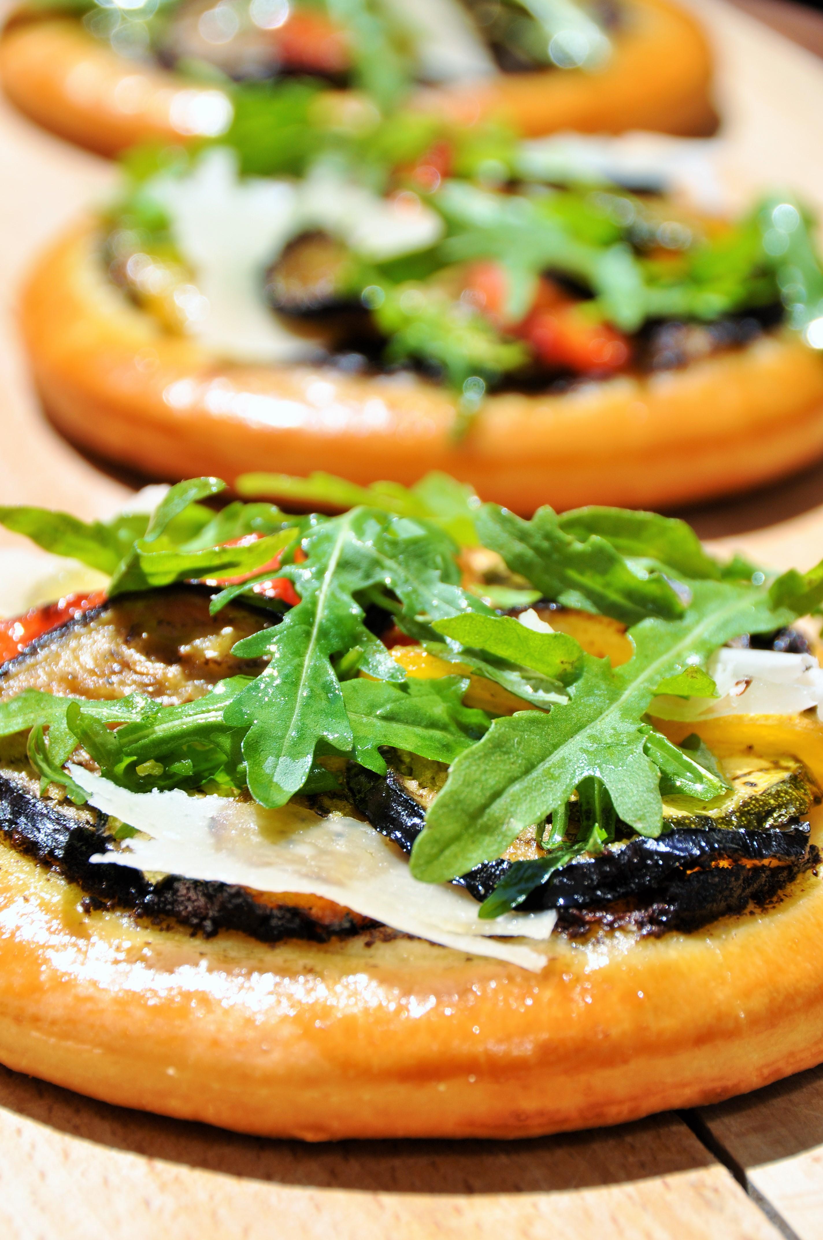 Recette végétarienne pour l'été: une Tarte aux Légumes ...