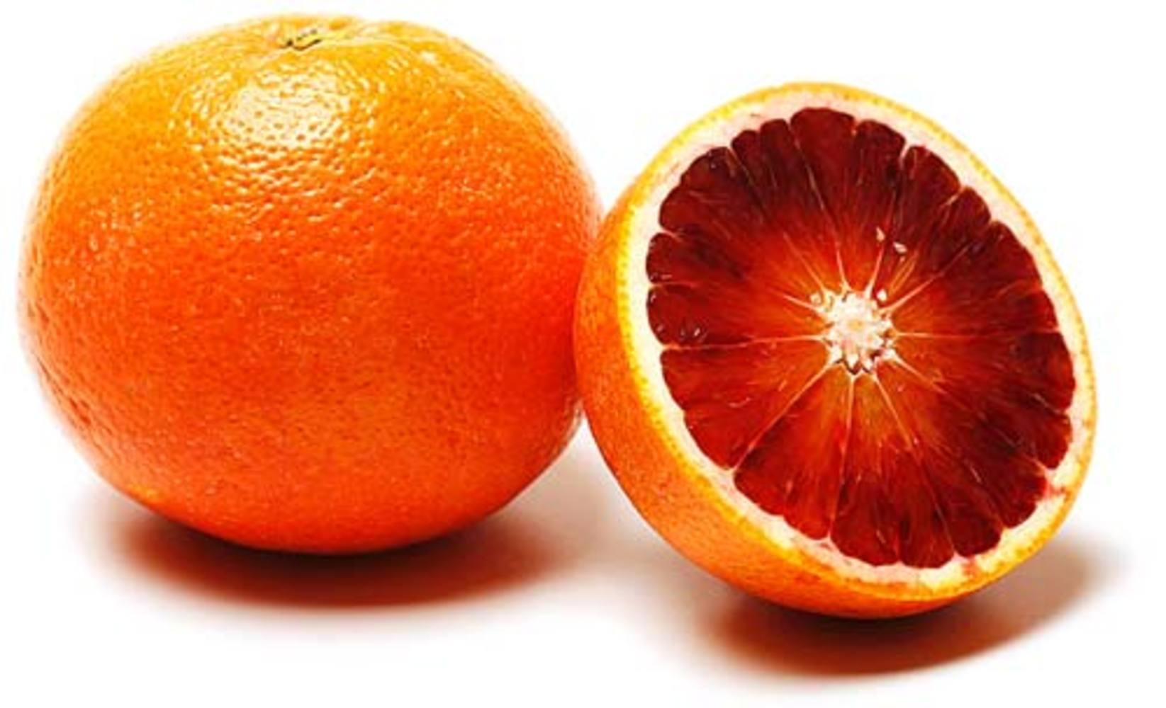 La Tarte aux Oranges sanguines | Stéphane Décotterd