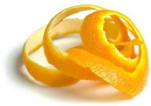 Orange-zeste
