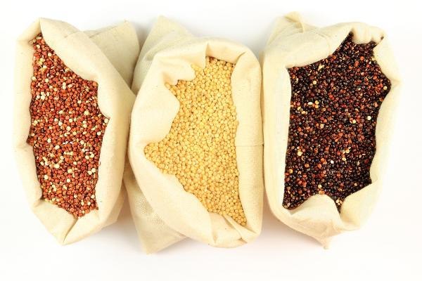 quinoa-sacks