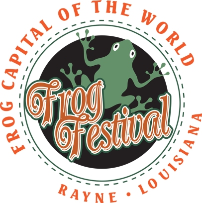 Frog Festival Logo