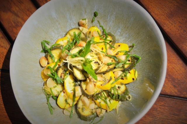 salade de courgettes 2