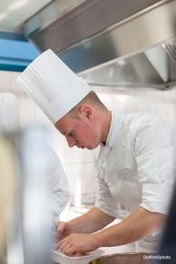 photo culinaire, clarens,montreux, chef, prix taittinger, champagne