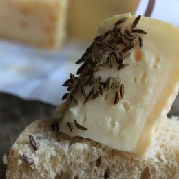 fromage et cumin